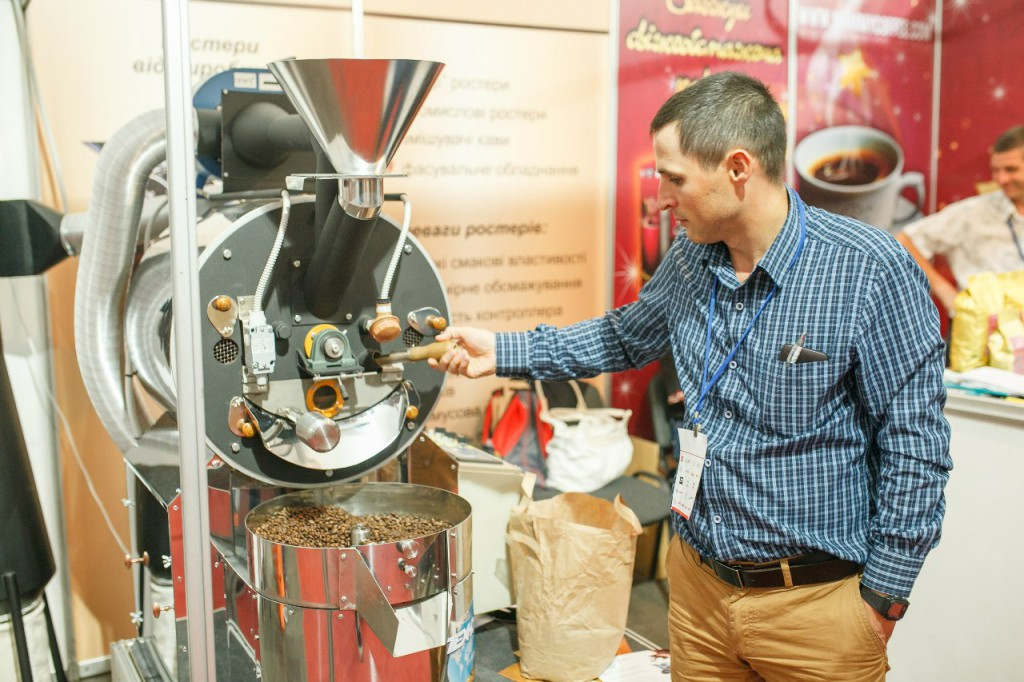 roaster for coffee